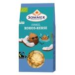 Sommer Bio Kokos-Dinkel-Kekse 150 g