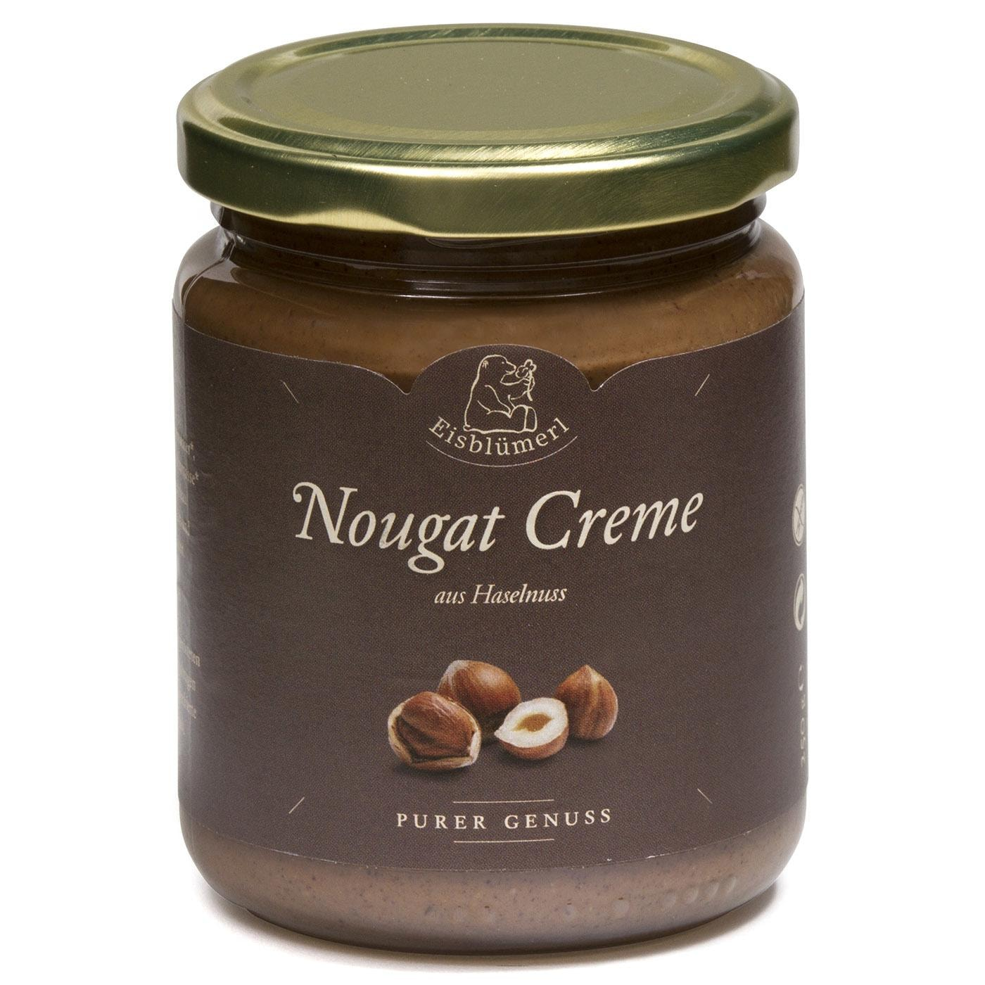Eisblümerl Bio Nougat Creme 250 g