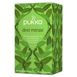 Pukka Herbs Bio Drei Minze Teemischung 32g