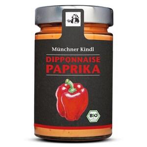 Münchner Kindl Bio Dipponnaise Paprika 280ml