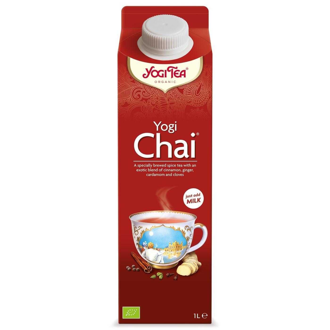 Yogi Tea Bio Yogi Chai 1l