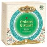 Hari Tea Bio Grüntee & Minze Teemischung 20g