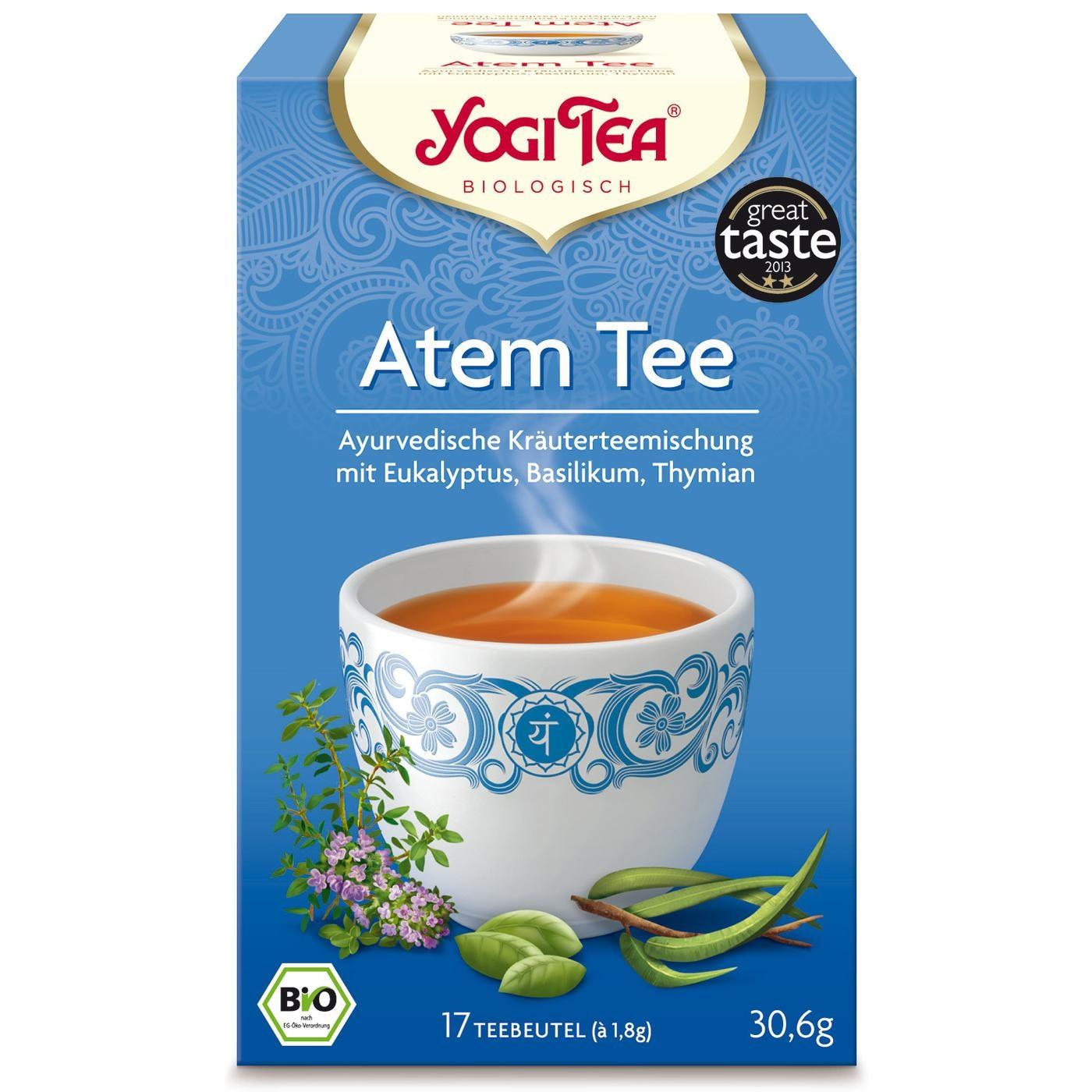 Yogi Tea Bio Atem Tee 30,6g