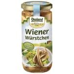 Ökoland Bio Wiener Würstchen 180g