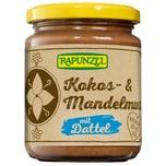 Rapunzel Bio Kokos- & Mandelmus mit Dattel 250g