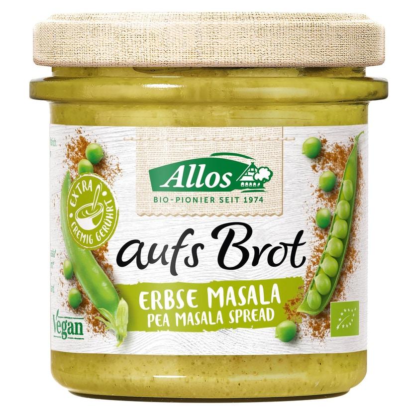 Allos Bio aufs Brot Erbse & Masala 140 g