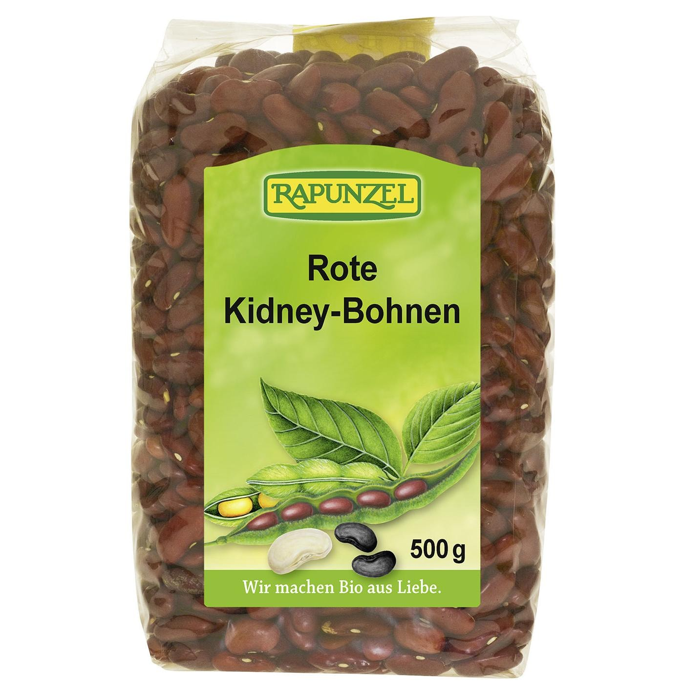 Rapunzel Bio Kidney Bohnen rot 500g