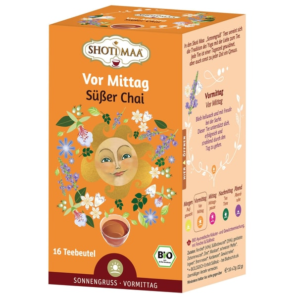 Hari Tea Bio Vor Mittag Teemischung, 32 g
