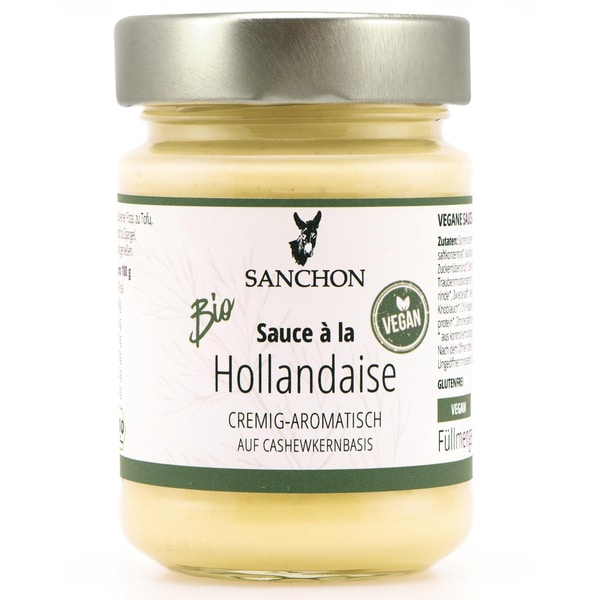 Sanchon Bio Sauce á la Hollandaise 170ml