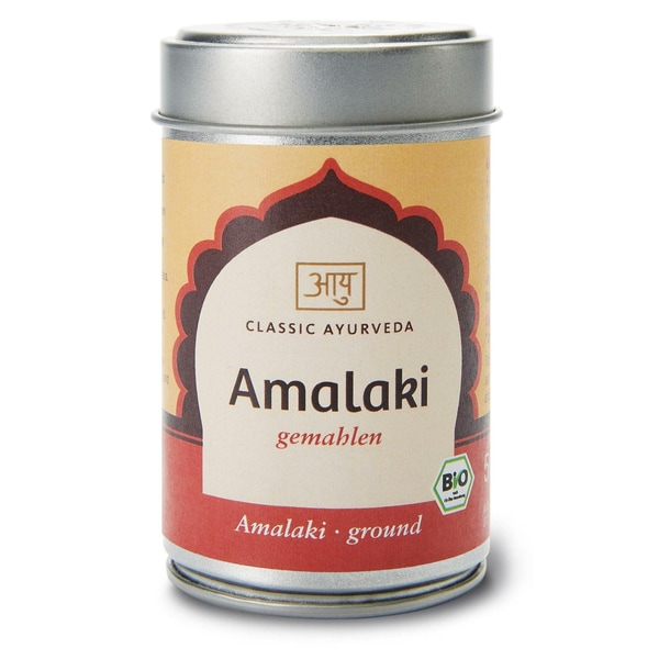 Classic Ayurveda Bio Amalaki Churna 50 g