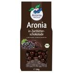 Aronia Original Bio Aroniabeeren in Zartbitterschokolade 200g