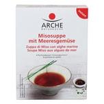 Arche Bio Misosuppe mit Meeresgemüse 4x15g
