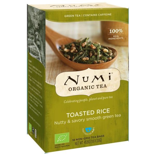 Numi Bio Toasted Rice 46,8g