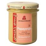 Zwergenwiese Bio Papayango streich's drauf Papaya Mango 160g