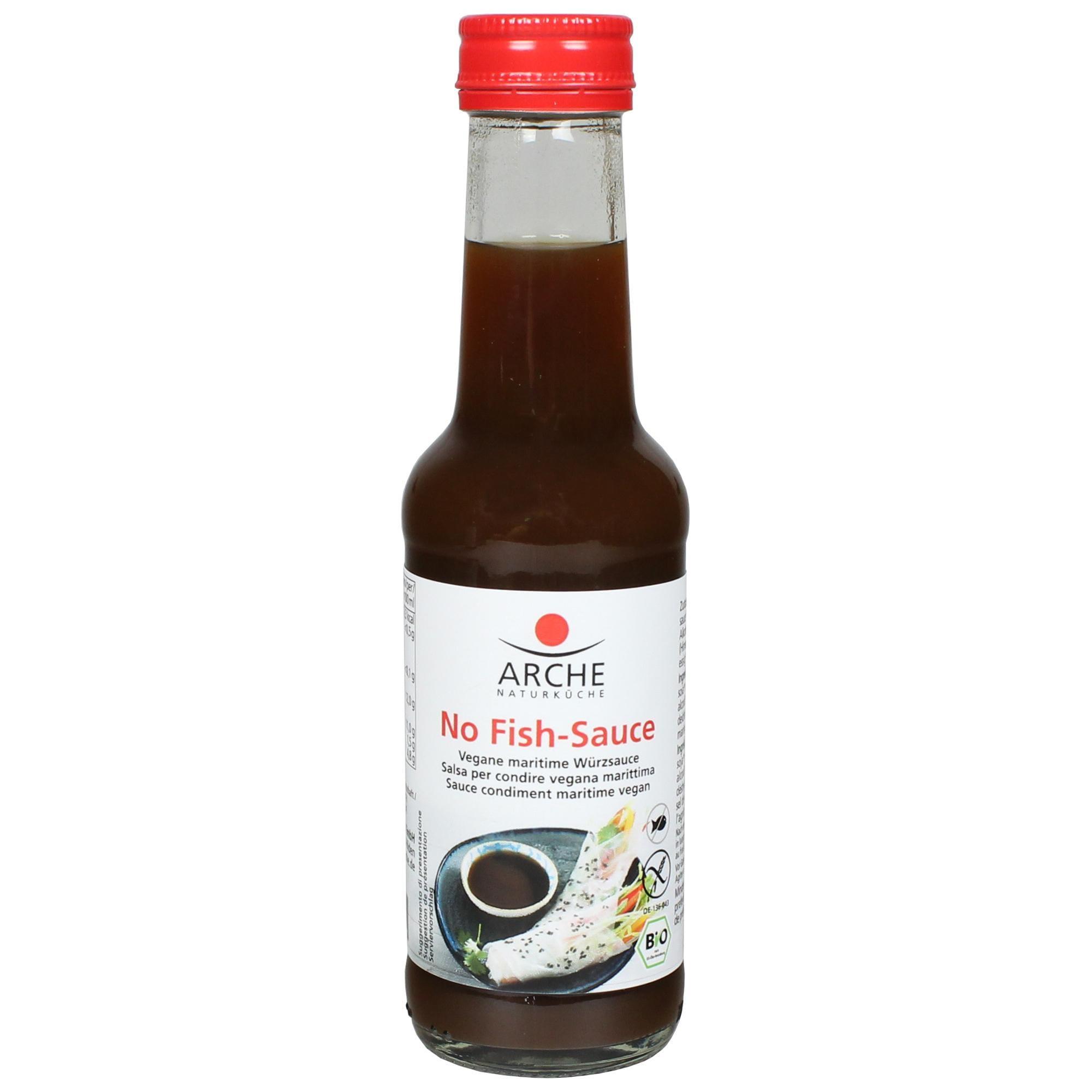 Arche Bio No Fish-Sauce 155ml