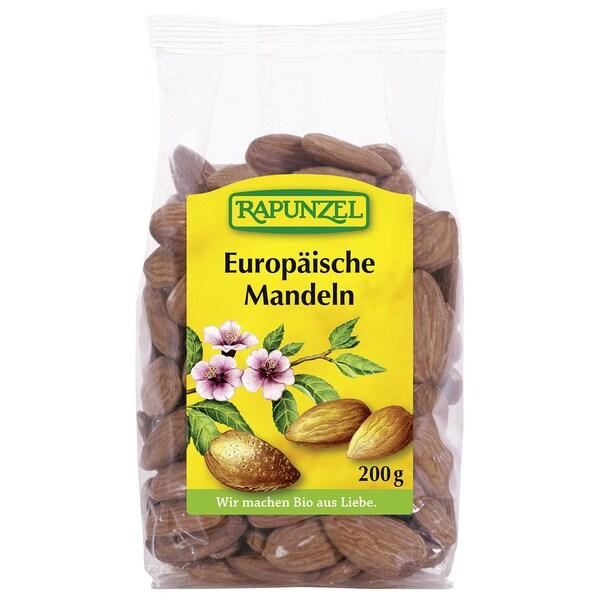 Rapunzel Bio Europäische Mandeln 200g