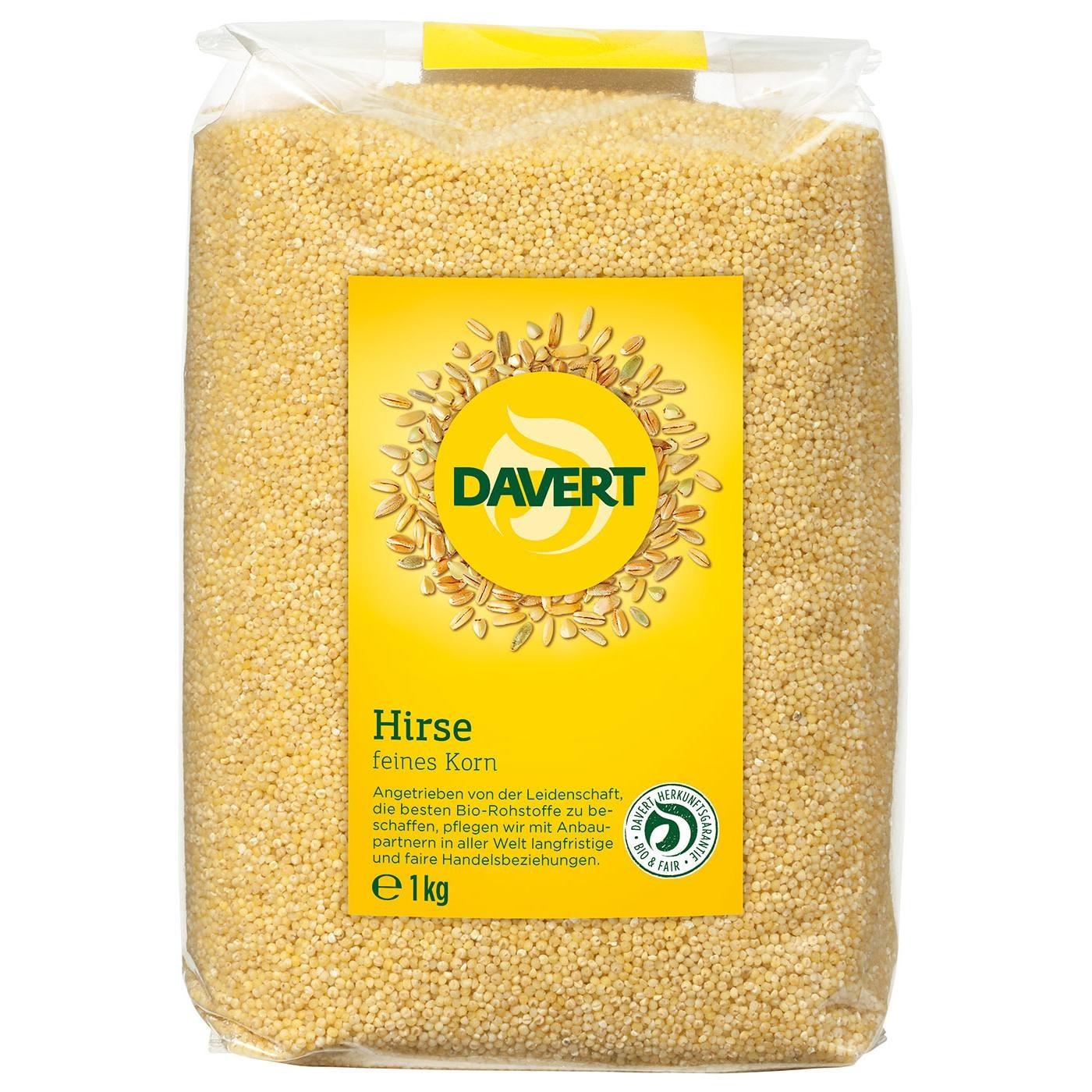 Davert Bio Hirse 1kg
