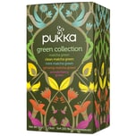 Pukka Herbs Bio Green Collection Teemischung 30g