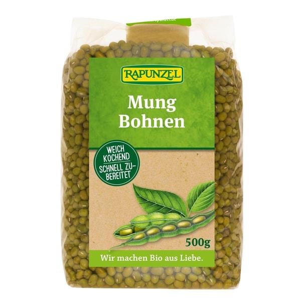 Rapunzel Bio Mungbohnen 500g