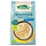 Allos Bio Amaranth Basis Müsli 375 g