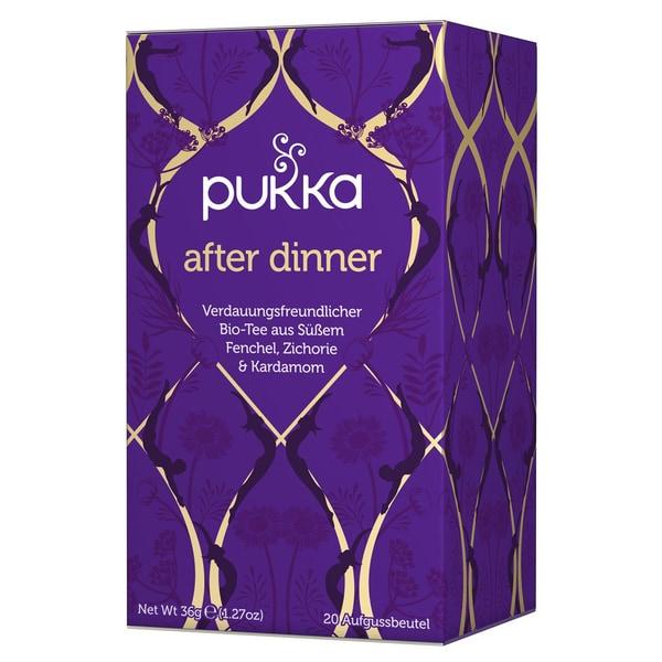 Pukka Herbs Bio After Dinner Teemischung 36g