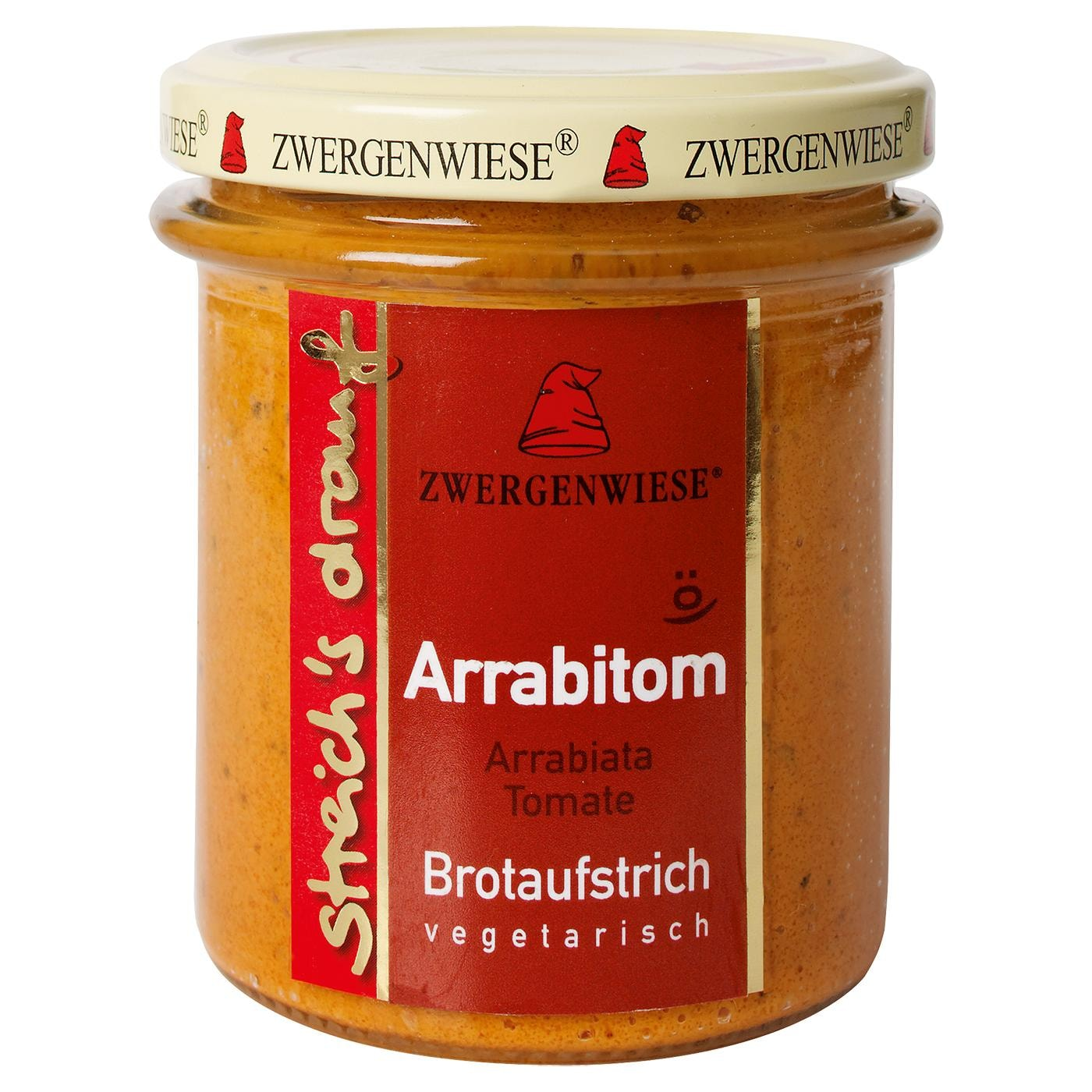 Zwergenwiese Bio Arrabitom streich's drauf 160g