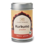 Classic Ayurveda Bio Kurkuma gemahlen 50 g