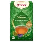 Yogi Tea Bio Für die Sinne - Ruhiger Moment Teemischung 42g