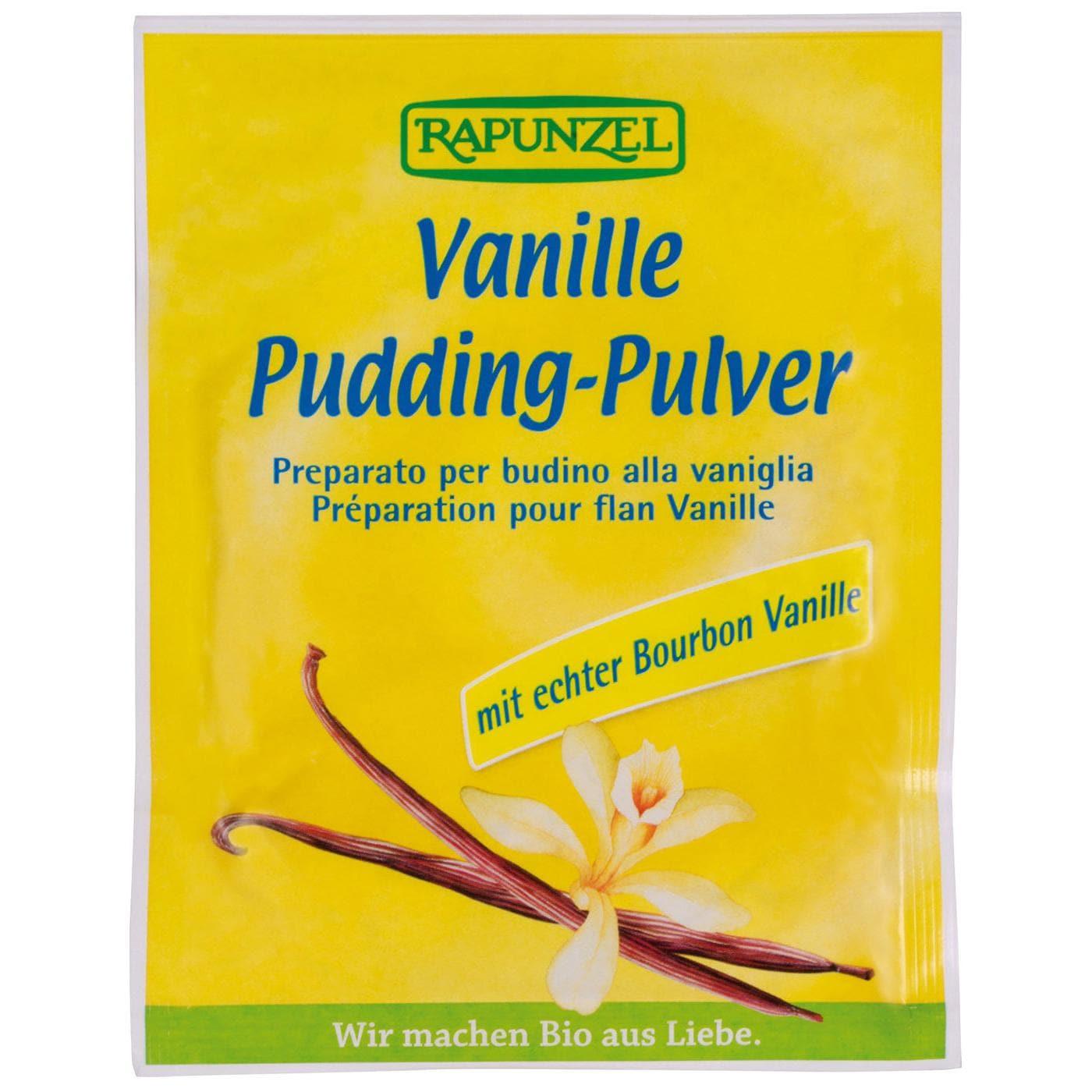 Rapunzel Bio Pudding-Pulver Vanille 40g