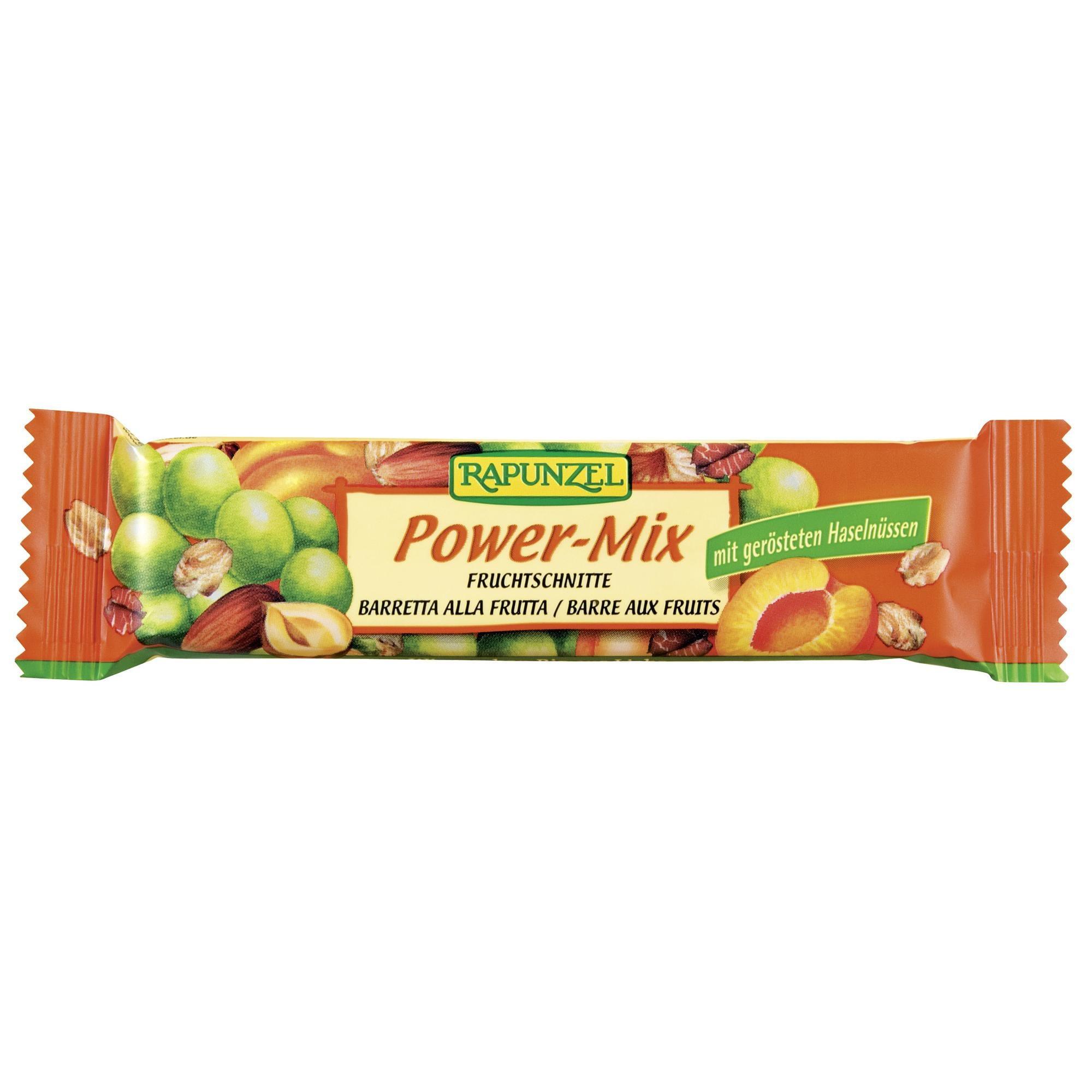 Rapunzel Bio Fruchtschnitte Power-Mix 40g
