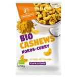 Landgarten Bio Cashews Kokos-Curry 50g