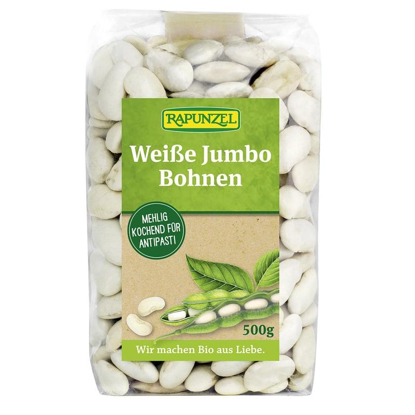 Rapunzel Bio Jumbo-Bohnen weiß 500g