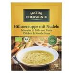 Natur Compagnie Bio Hühnersuppe mit Nudeln 40 g