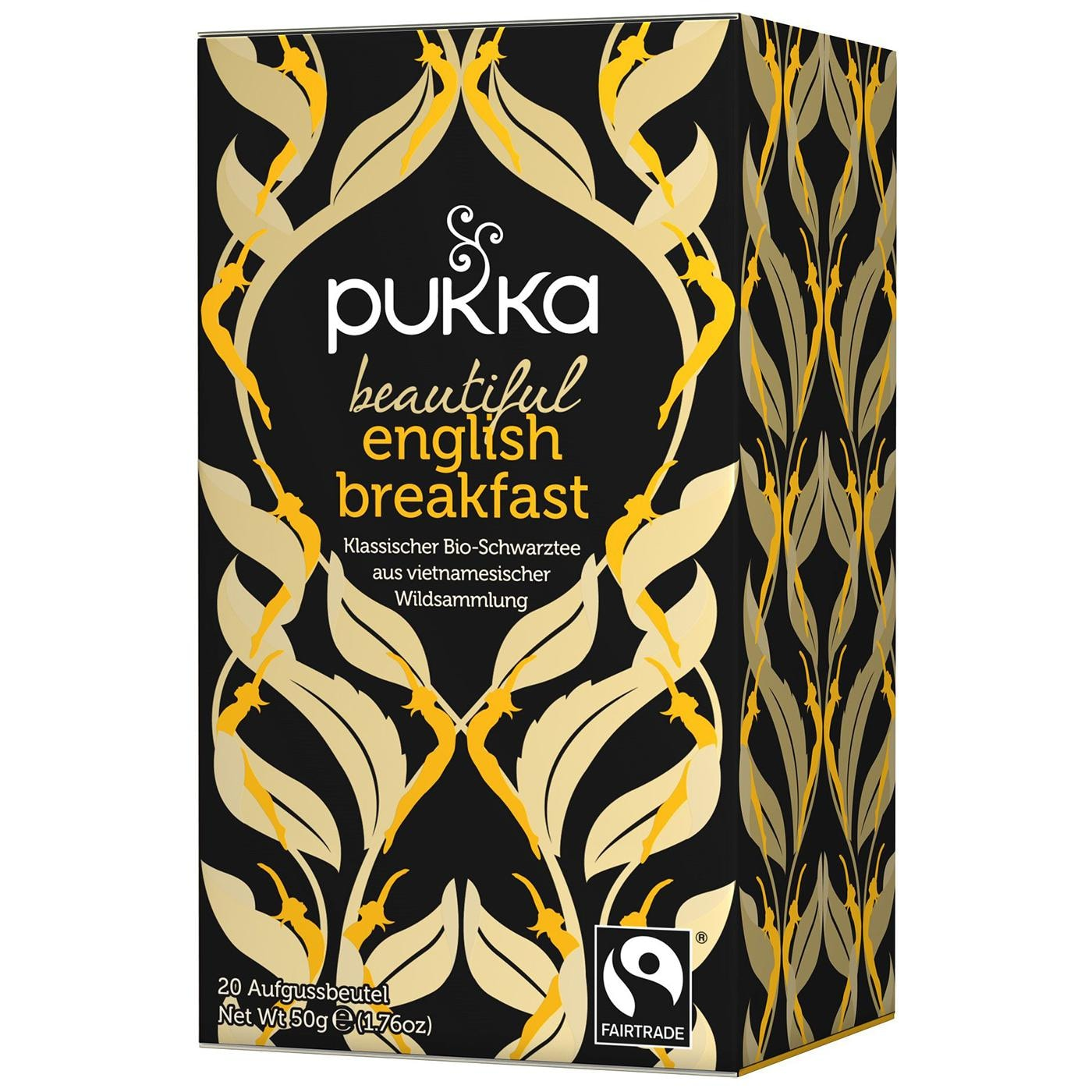 Pukka Herbs Bio Beautiful English Breakfast 50g