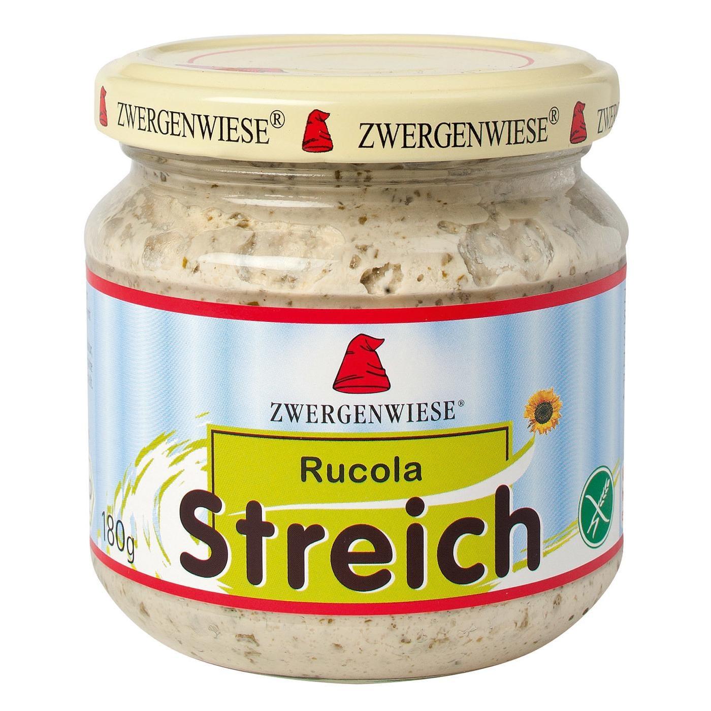 Zwergenwiese Bio Rucolastreich 180g