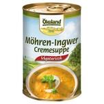 Ökoland Bio Möhren-Ingwer Cremesuppe 400g