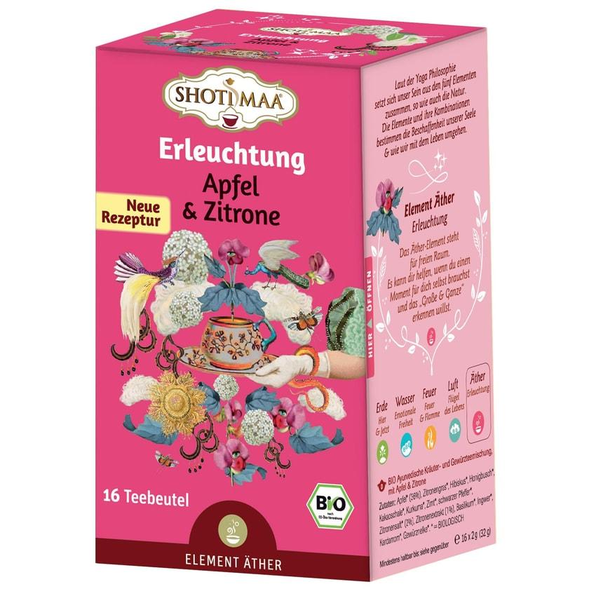 Hari Tea Bio Erleuchtung Teemischung 32g