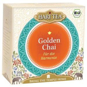 Hari Tea Bio Golden Chai Teemischung 20g