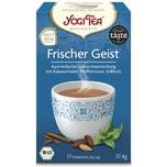 Yogi Tea Bio Frischer Geist Teemischung 37,4g