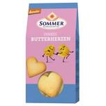 Sommer Bio Dinkel Butter Herzen 150 g