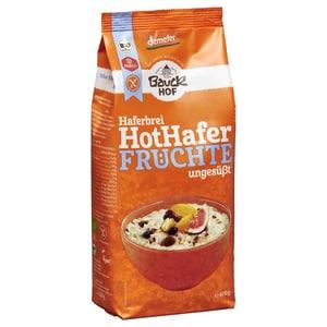 Bauckhof Bio Hot Hafer Früchte 400g