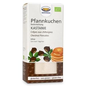 Govinda Bio Pfannkuchen-Backmischung Kastanie natursüß 350g