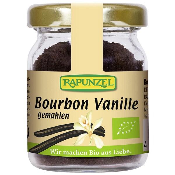 Rapunzel Bio Vanillepulver Bourbon 15 g