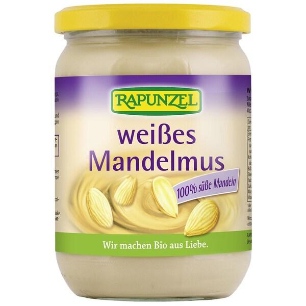 Rapunzel Bio weißes Mandelmus 500g