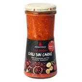 Zwergenwiese Bio Soul Kitchen Chili sin Carne 420ml