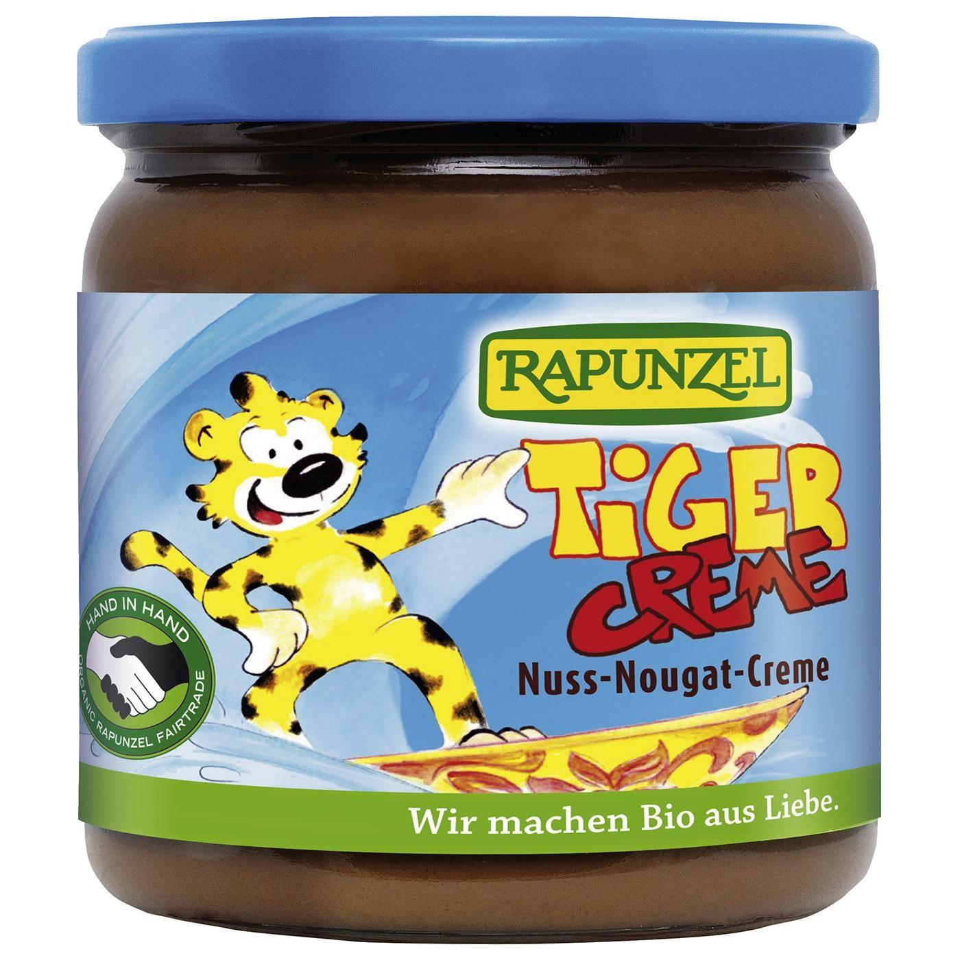 Rapunzel Bio Tiger-Creme 400g