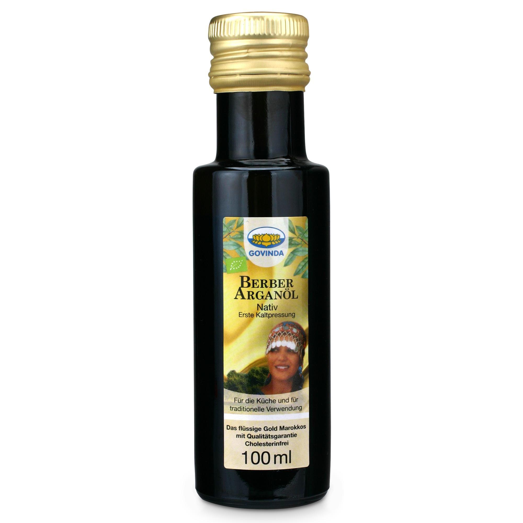 Govinda Bio Berber Arganöl nativ 100ml