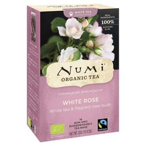 Numi Bio White Rose 32g