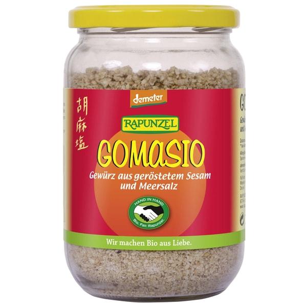 Rapunzel Bio demeter Gomasio Sesam und Meersalz 250g
