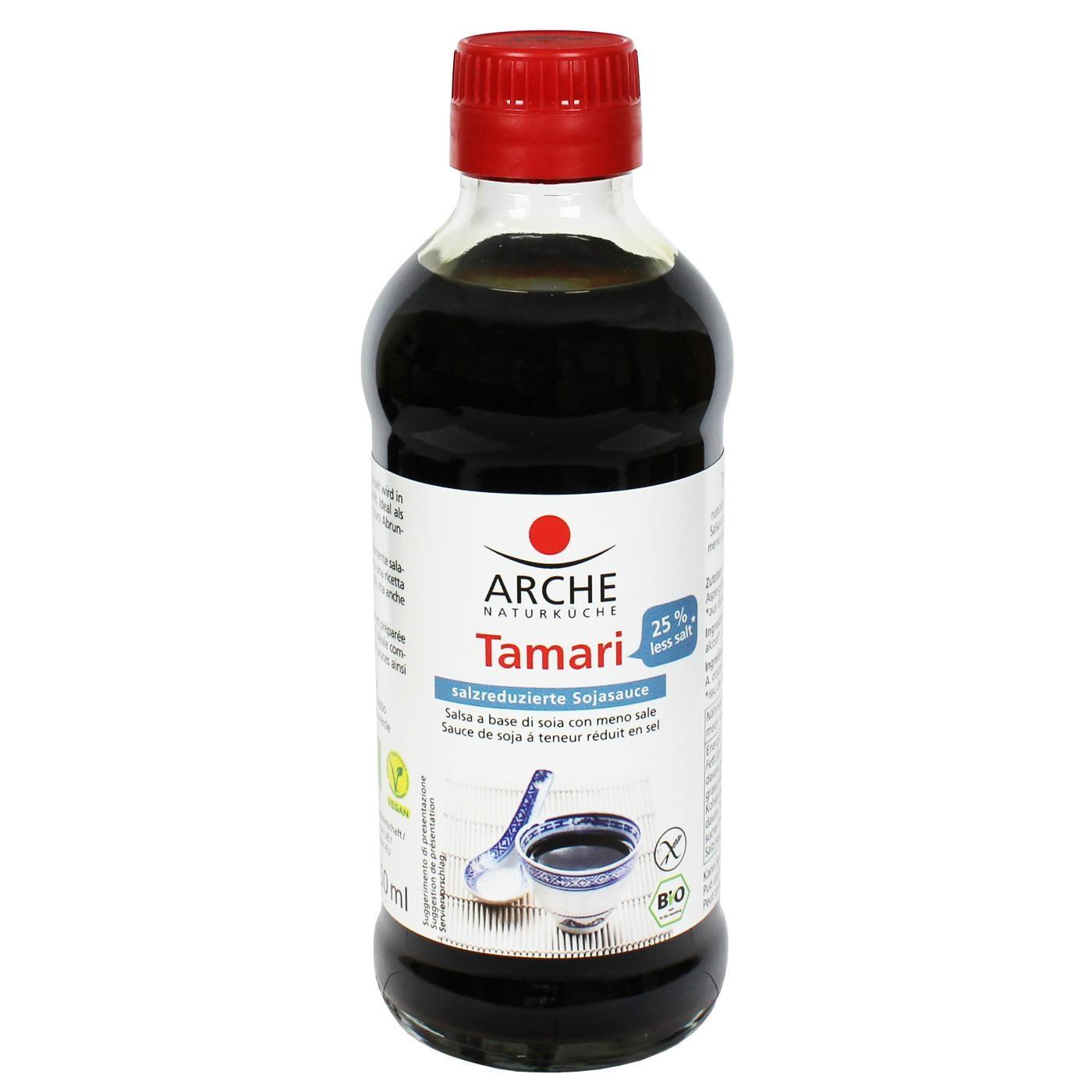 Arche Bio Tamari salzreduziert 250ml